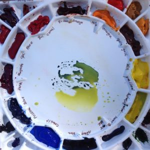 20th – 27th April 2019 Florence Watercolour Course