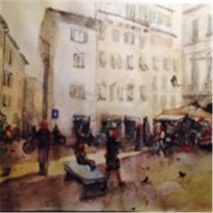 4th – 11th May Florence Watercolour Course