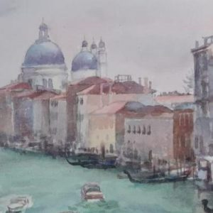 31st May - 5th June 2020 Watercolour Painting in Venice
