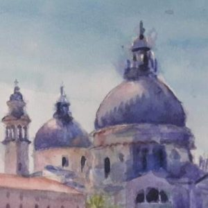 9th - 15th October 2020 Watercolour Painting in Venice